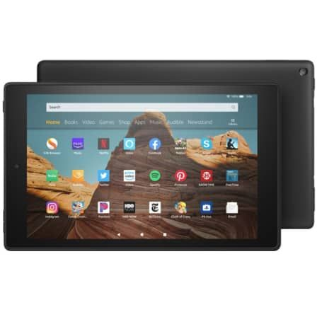 Amazon Kindle - Fire 8 inch HD Tablet 32GB WiFi Only (With Ads) Plum