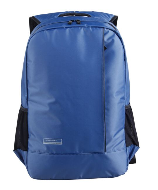 "Kingsons - Casual Series 15.6"" Backpack - Blue"