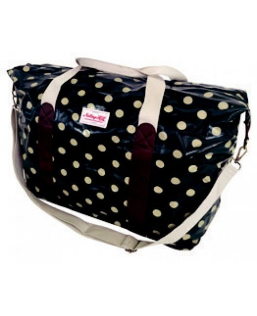 Notting Hill - Large Weekend Duffel Bag (Dots)