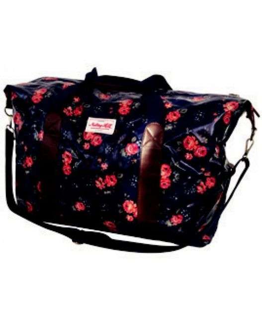 Notting Hill - Large Weekend Duffel Bag (Floral)