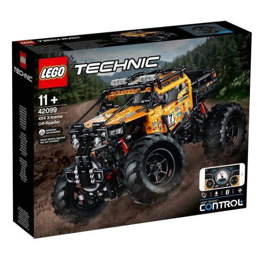 Technic - 4 x 4 X-treme Off-Road