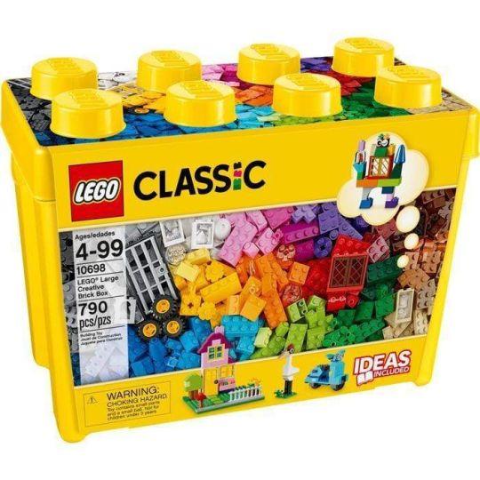LEGO - Large Creative Brick Box
