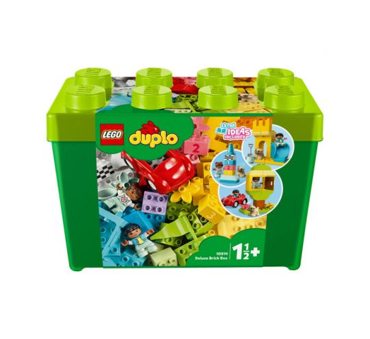 DUPLO Classic - Deluxe Brick Box