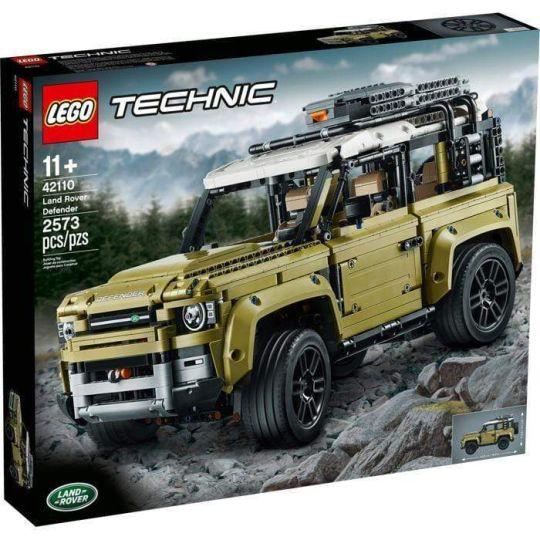 Technic - Land Rover Defender