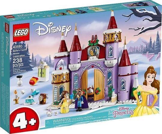 LEGO - Belle's Castle Winter Celebration