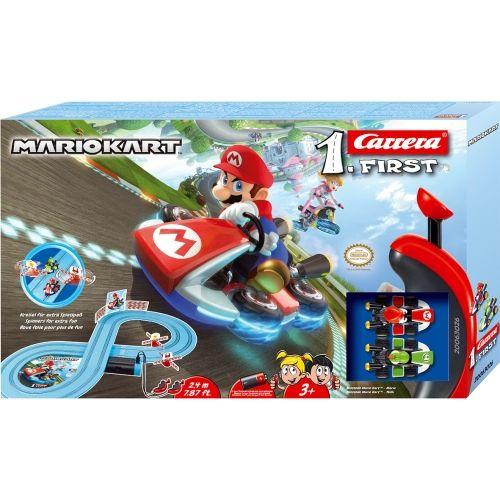 Carrera - First Nintendo Mario Kart Set 2.4m
