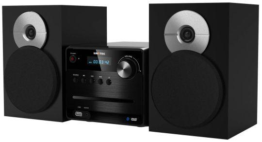 Sinotec - 2.0 CH DVD Micro System