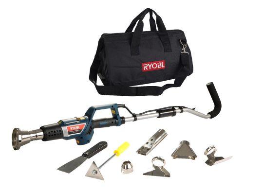 Ryobi - 2000W Multi Purpose Heatgun with Swivel Action Pistol Grip