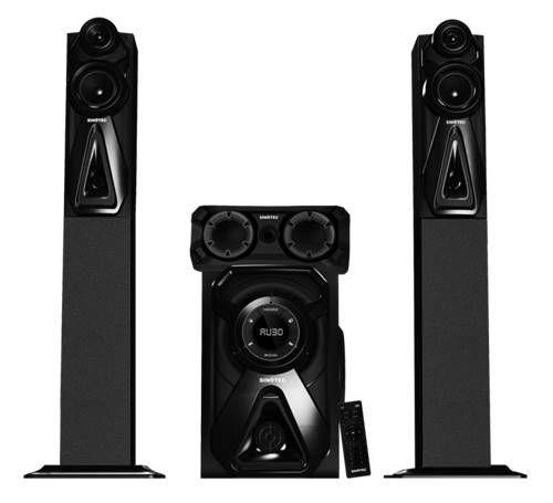Sinotec - 3.1 Multimedia Channel Speaker System