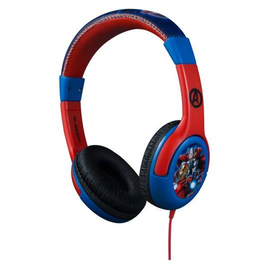 Marvel - VK Kiddies Headphones Avengers