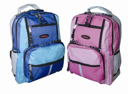 Tosca - Neon 2 Division Day Pack (Pink)