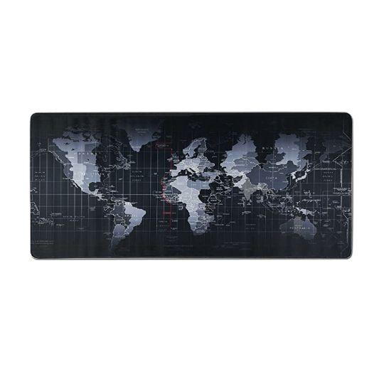 Kolitron - Extra Large World Map Gaming Mousepad 90cm x 40cm