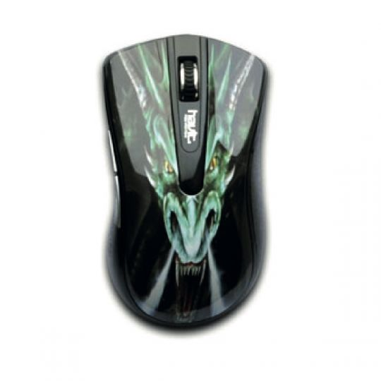 Kolitron - MS635 Gaming Mouse Green