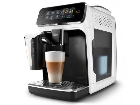 Philips - Omnia Espresso Series 3200 Automatic Espresso Machine - White