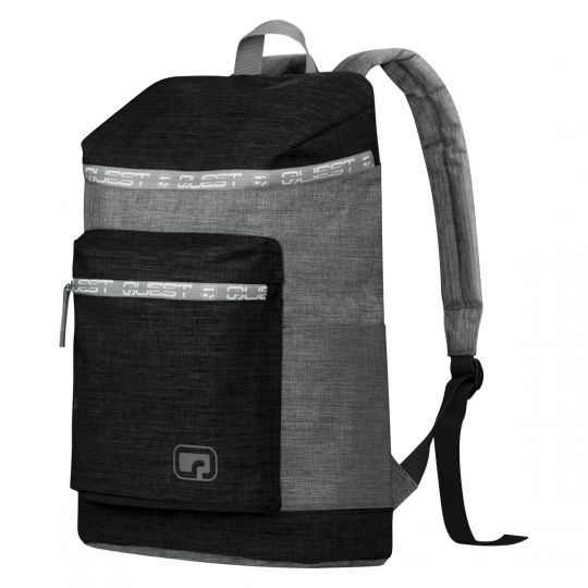 Quest - Top Loader Backpack Black / Grey