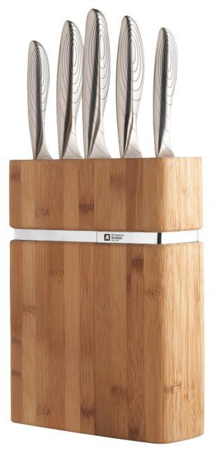 Ricahrdson & Sheffield - Forme Knife Block 5 Piece Set