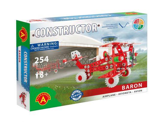 Alexander Constructor - Baron (Retro Plane)