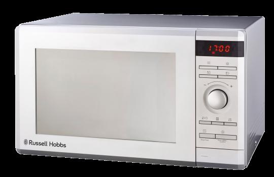 Russell Hobbs - RHEM36g Elec Microwave Silv Mirr Fin 36L