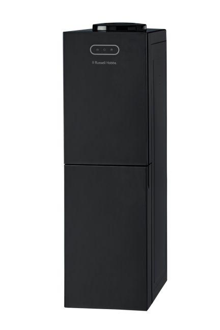 Russell Hobbs - RHGFWDN-0 Glass Front Standing Water Dispenser Black