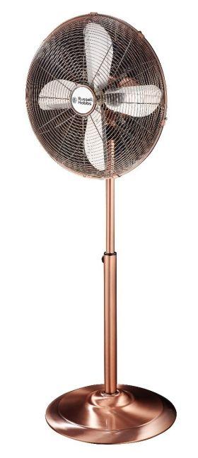 Russell Hobbs - RHPF12 RH Copper Pedestal Fan
