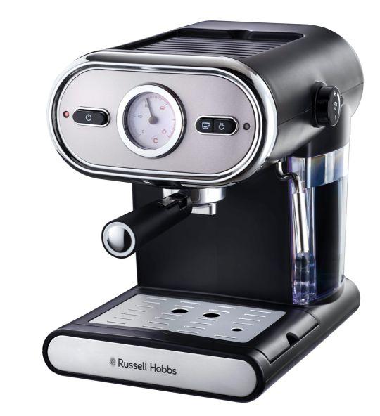 Russell Hobbs - RHVEM01 Vintage Espresso Maker