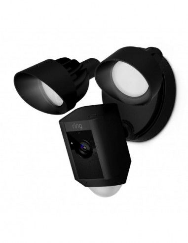 Ring -  Floodlight Cam - Black