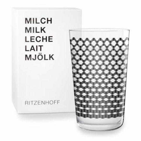 Ritzenhoff - Milk Glass N. Fuksas