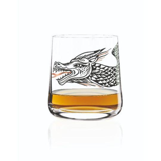 Ritzenhoff - Whisky Glass Dragon O.Hajek (Dragon)
