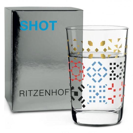 Ritzenhoff - Next Shot schnapps glass A. N. Ladero