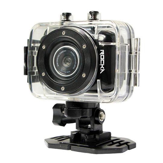 Rocka - Edge Series HD Action Camera (Black)