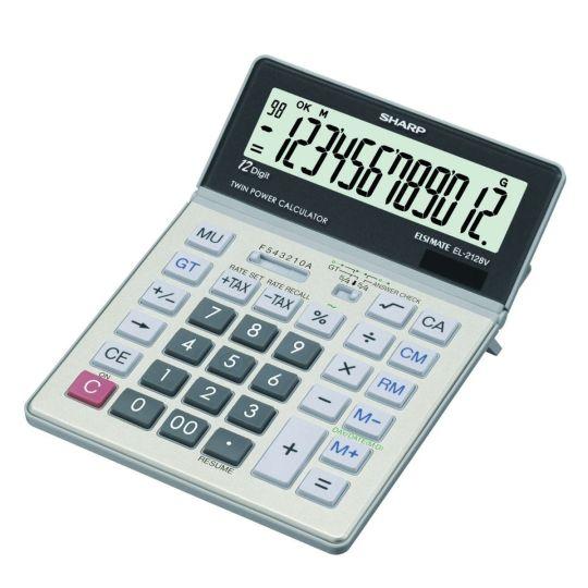 Sharp - EL21281 Calculator