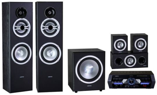 Sinotec - 5.1CH Home Theatre System