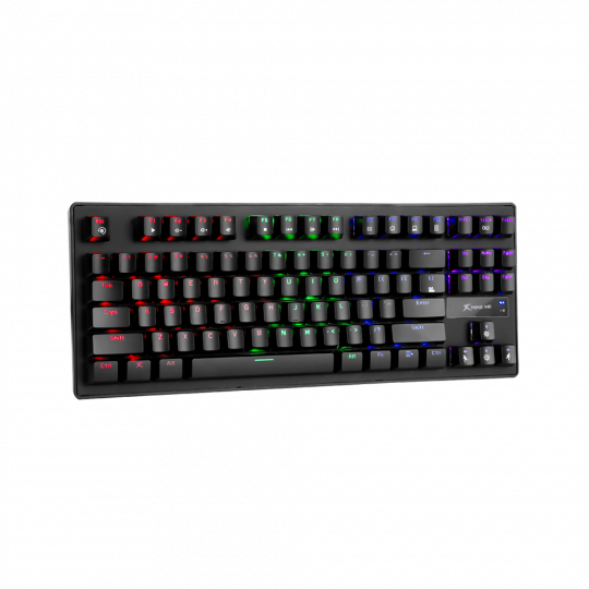 XTRIKE - Rainbow Mechanical Gaming Keyboard