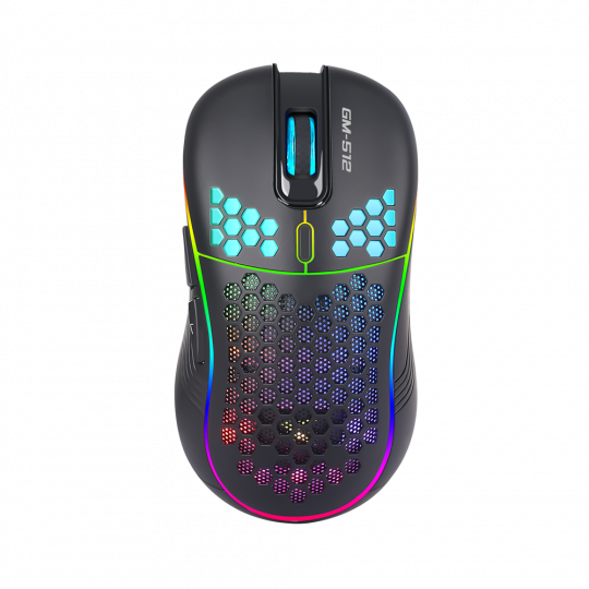 XTRIKE - 7D, 6400DPI Wired Optical Gaming Mouse