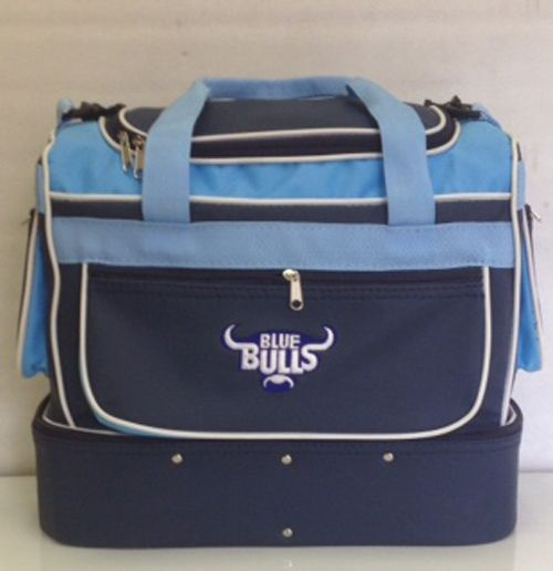 BULLS Med Double Decker Tog Bag