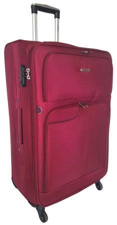 Tosca - 60cm Gold Ultralight Trolley Case (Red)