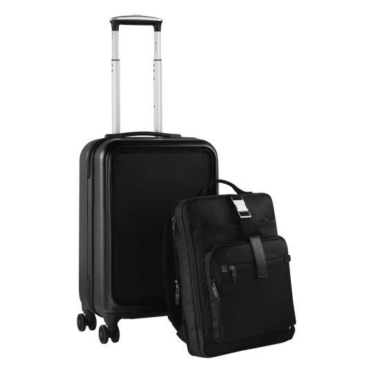 Travelwize - Elon Detachable PC Upright Trolley 20 - Black