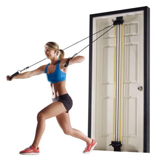 Volkano - Active Doorway Gym with Varying Power Cords