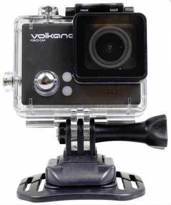 Volkano - LifeCam HD  720p Camera With Accessories (Silver)