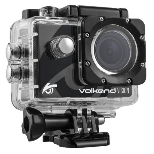 Volkano X - Vision 4K UHD Action Camera