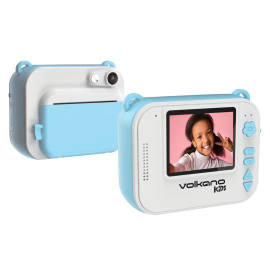 Volcano - Kids Pronto series Instant Digital Camera - Blue