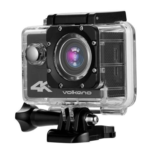 Volkano - Excess series 4K Action Camera - Black