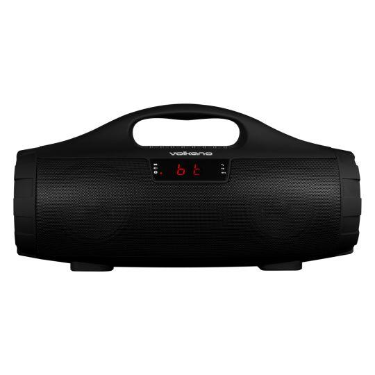 Volkano - Rocket Series Bluetooth Speaker - Black