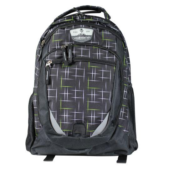 Volkano - Champ Printed Backpacks 22L - GEO mixed