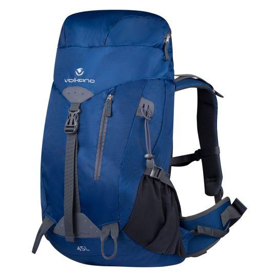 Volkano - Glacier Series Hiking Backpack Blue