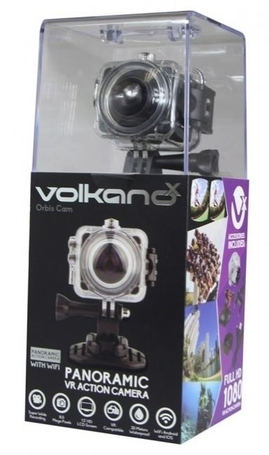 Volkano - Orbis 220 Degree Camera