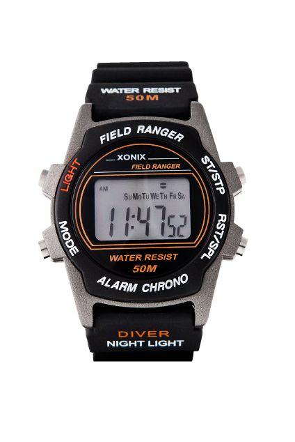 Xonix - N10-EL Gents Digital Watch