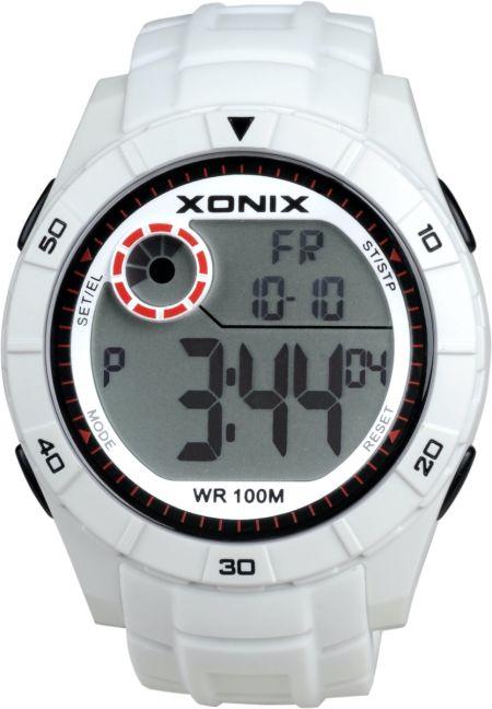 Xonix - JJ-001 Mens Digital White