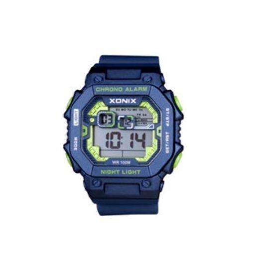 Xonix - Mens Digital Watch (Blue)